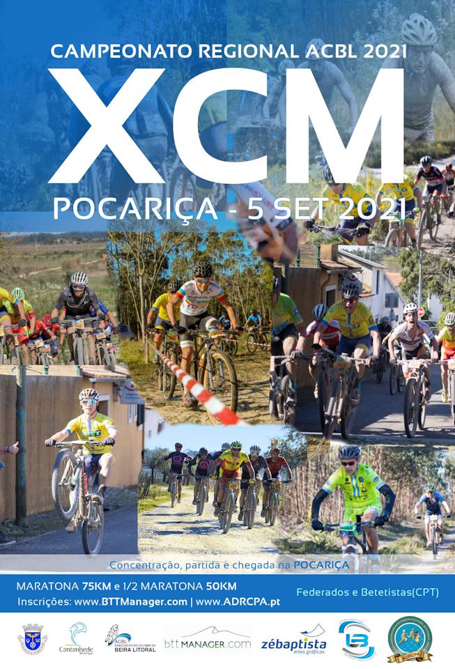 Realizou-se no passado domingo 5 de setembro,  o Campeonato Regional de XCM (ACBL)